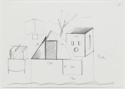 Thomas Scheibitz, 'Untitled', 2012