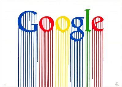 Zevs, 'Liquidated Google', 2013