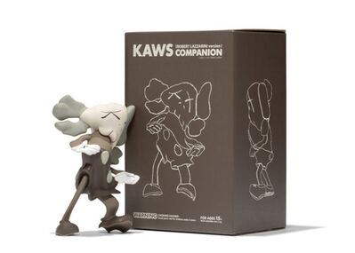 KAWS, 'Companion (Brown)', 2010