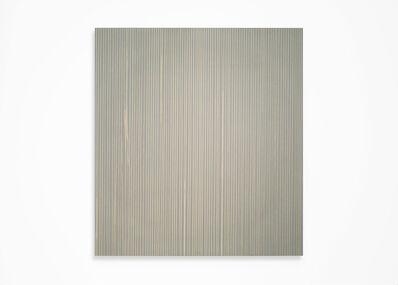 Callum Innes, 'Repetition (Grey)', 1995