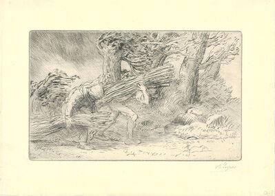 Alphonse Legros, 'Les fagottiers', ca. 1906