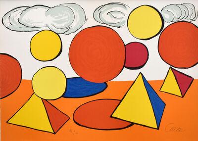 Alexander Calder, 'Composition V, from The Elementary Memory La mémoire élémentaire', 1976