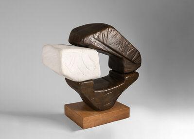 Zigor, 'Eskua II / la main, Sculpture', 2017