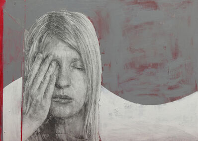 Dominika Berger, 'Con la mano', 2017