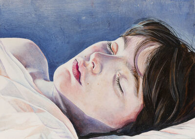Ishbel Myerscough, 'Fraser Asleep', 2018