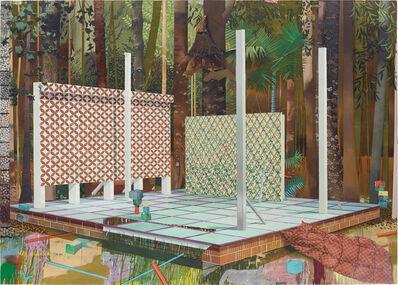 Matthias Weischer, 'Bühne', 2003