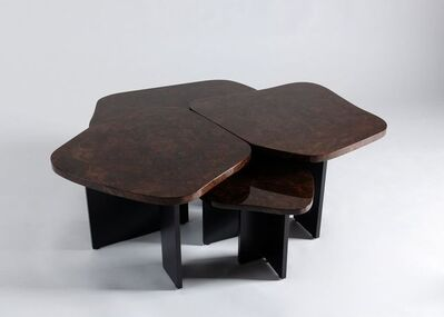 Douglas Fanning, 'Set of Four Nesting Tables', 2019