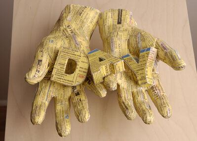 Roland Bernier, 'DAY (A Word in Hand Series)', 2007