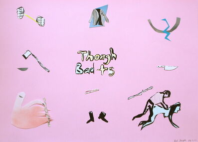 Robb Jamieson, 'Bad thoughts', 2013