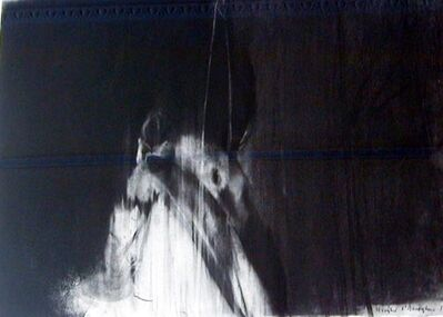 Hughie O'Donoghue, 'Crow Study II', 1988