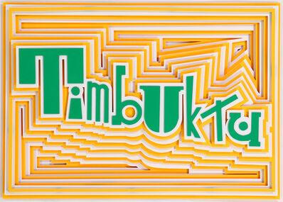 Maud Vantours, 'Timbuktu', 2019
