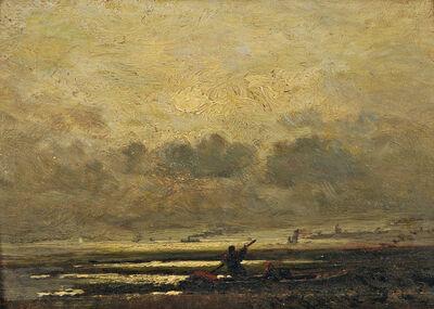 John Joseph Enneking, 'Morning on the Marshes'