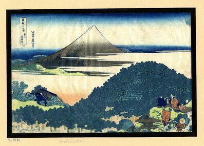 Katsushika Hokusai, 'The Jewel River in Musashi Province ', ca. 1830
