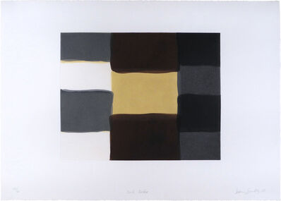 Sean Scully, 'Dark Bridge', 2003