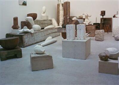 Hannah Collins, 'Brancusi 4', 2010