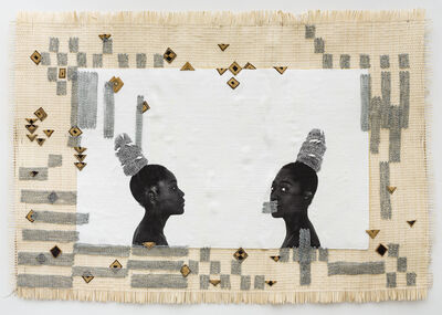 Marie-Claire Messouma Manlanbien, 'Activation of clothing', 2019