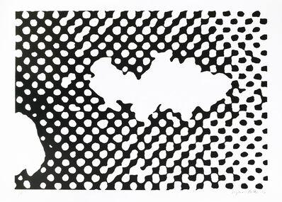 Sigmar Polke, 'Flopp', 1996