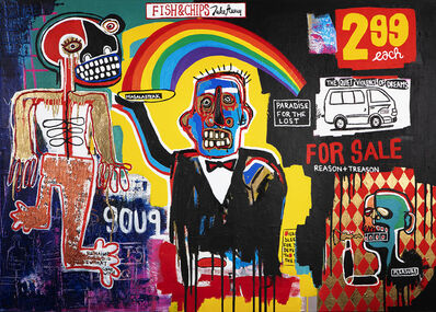 Juan Stockenstroom, 'CASTLE TOWN', 2020
