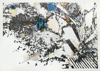 Pascal Berthoud, 'Les mondes étendus IV', 2018