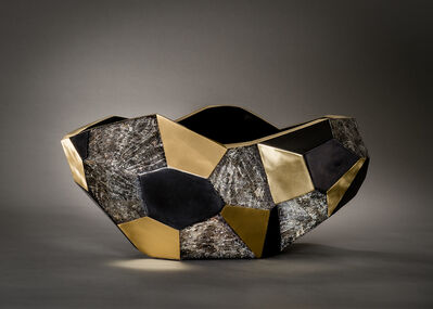 Videre Licet, 'Abalone Vessel', 2014