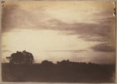 Roger Fenton, '[Landscape with Clouds]', ca. 1856