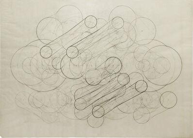 János Megyik, 'Drawing', ca. 1965