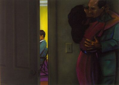 Mark Stock, 'The Guest', 1989