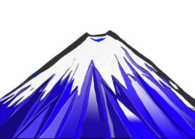 Yuriko Hirose, 'Mt.FUJI_2', 2019