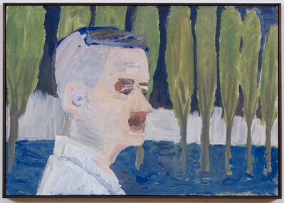 Emo Verkerk, 'William Faulkner', 1998