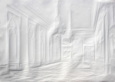 Simon Schubert, 'Untitled (big hall)', 2016