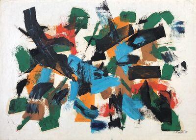 John Von Wicht, 'Untitled (VoJo101)', 1960