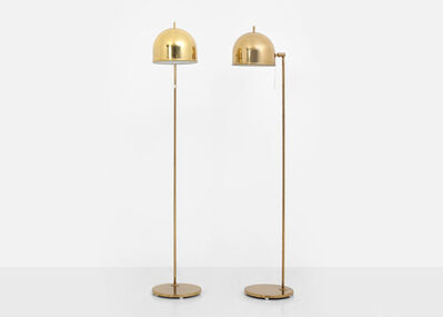Anonymous, 'Set of four G - 075 floor lamps', 1960-1969