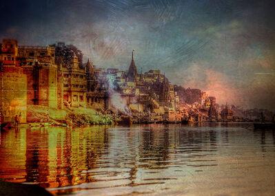 Loel Barr, 'Ganges Dawn', 2019