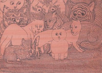 Aleksandra Waliszewska, 'Untitled (Cats )', ca. 2011-2013