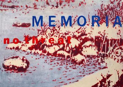 Heribert C. Ottersbach, 'Memoria - No Threat'