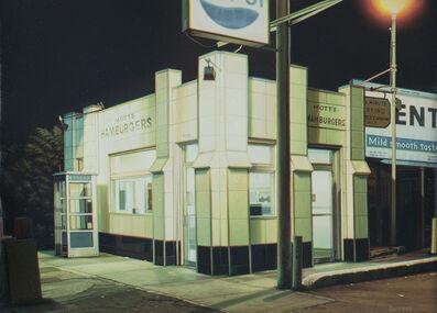Robert Gniewek, 'Mott's Hamburgers III', 2019