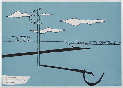 Oscar Niemeyer, 'Memorial JK', 1990-1995