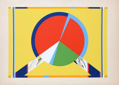 Budd Hopkins, 'Libra', 1974