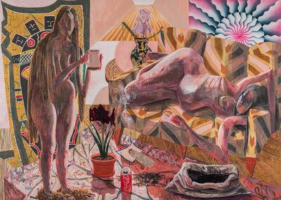 Elizabeth Malaska, 'Maidens', 2019
