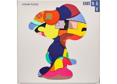KAWS, 'No One's Home Puzzle', 2019