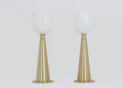 Hans Agne Jacobsson, 'Pair of rare table lamps by Hans Agne Jakobsson', 1960-1969