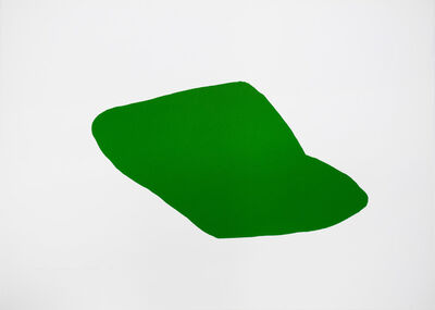 Joel Shapiro, 'Untitled (Green)', 1980