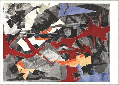 Albert Paley, 'Hilo Monoprint Print 27', 2010