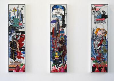 Marlise Keith, 'Wall Flower', 2019