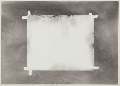 Joe Goode, 'X-Ray Drawing 11', 1976