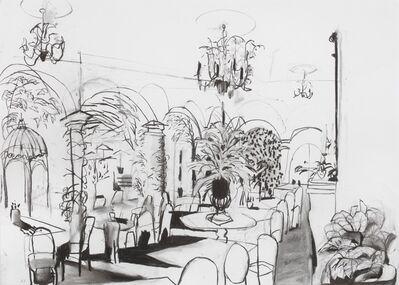 Katie Sollohub, 'Breakfast in Tuscany (Borgo Santo Pietro)'