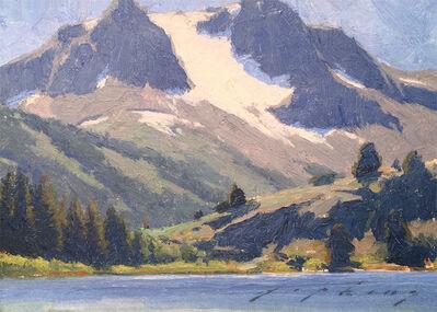 """Jeremy Lipking, '""""Sierra Snow"""" ', 2014"""