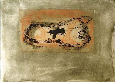 Antoni Tàpies, 'Petjada', 1987
