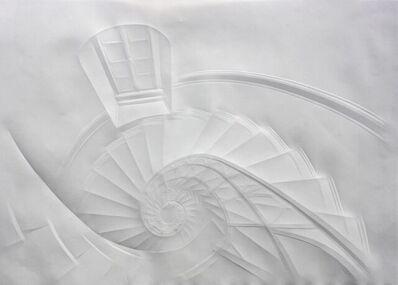 Simon Schubert, 'Unttiled (Spiral Staircase)', 2013