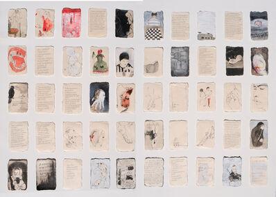 Eduardo Berliner, 'A Forma dos Restos [The shape of the remains]', 2017-2018